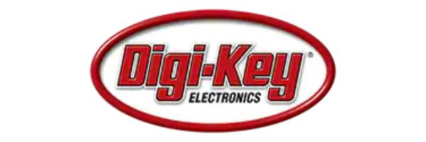 Digi-Key Electronics.-ロゴ
