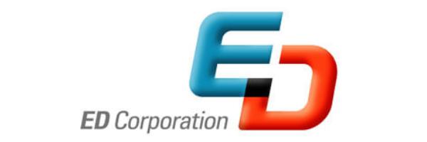 ED Corporation-ロゴ
