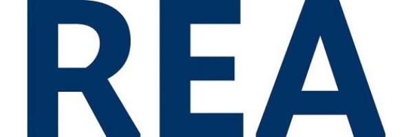 REA Elektronik-ロゴ
