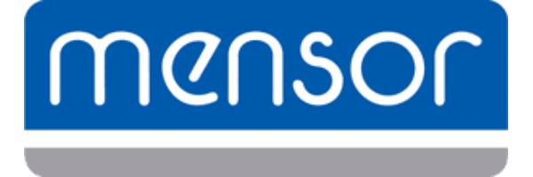 Mensor Corporation-ロゴ