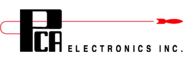 PCA Electronics, Inc.-ロゴ