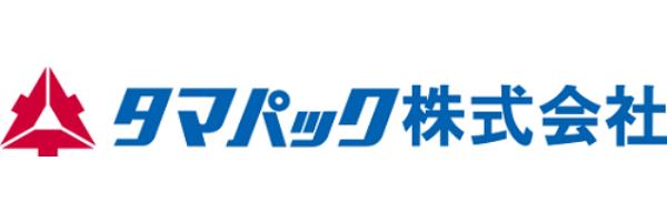 タマパック株式会社-ロゴ