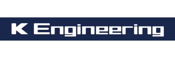 株式会社ケーエンジニアリング-ロゴ