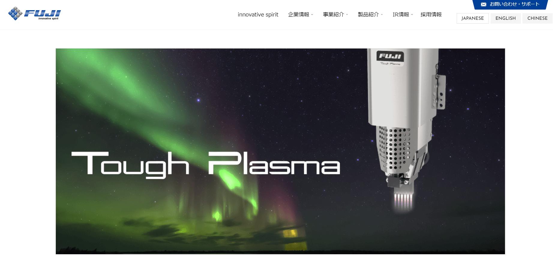 Tough Plasma