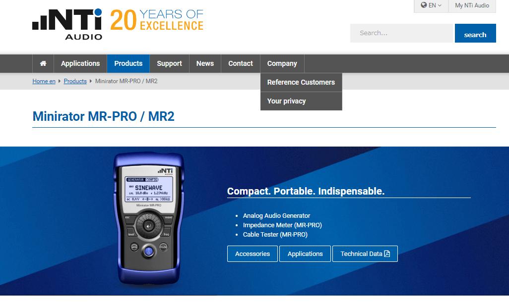 Minirator MR-PRO / MR2