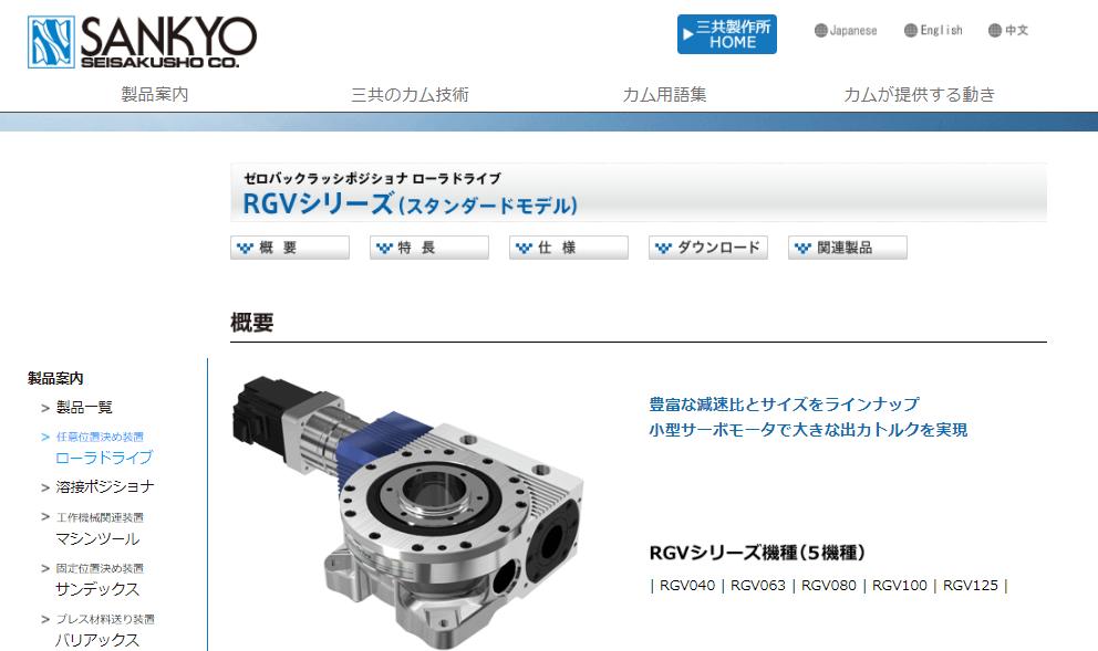 RGVシリーズ