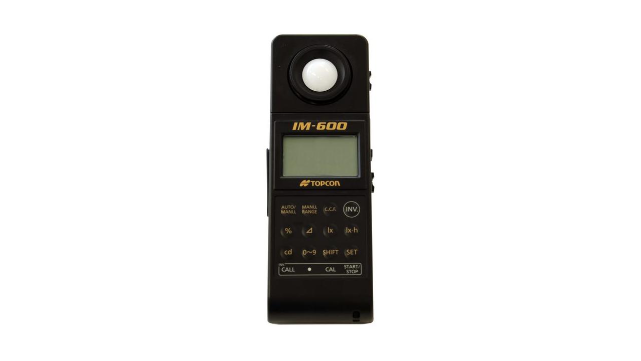 デジタル照度計 IM-600