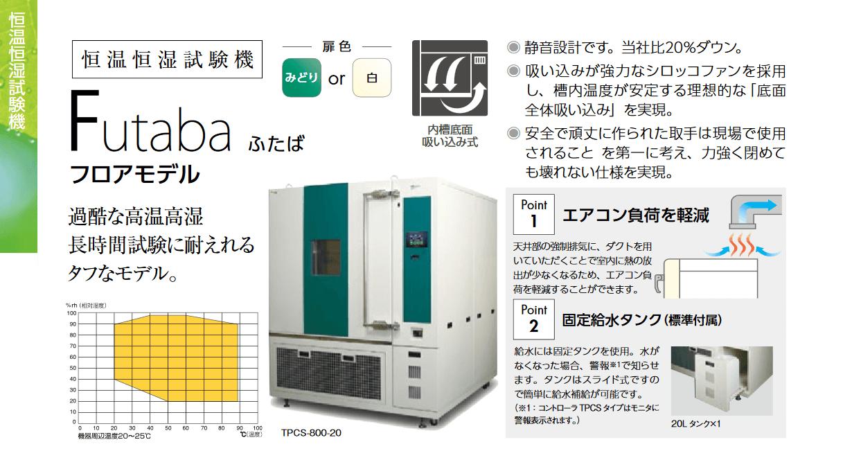 Futaba フロアモデル