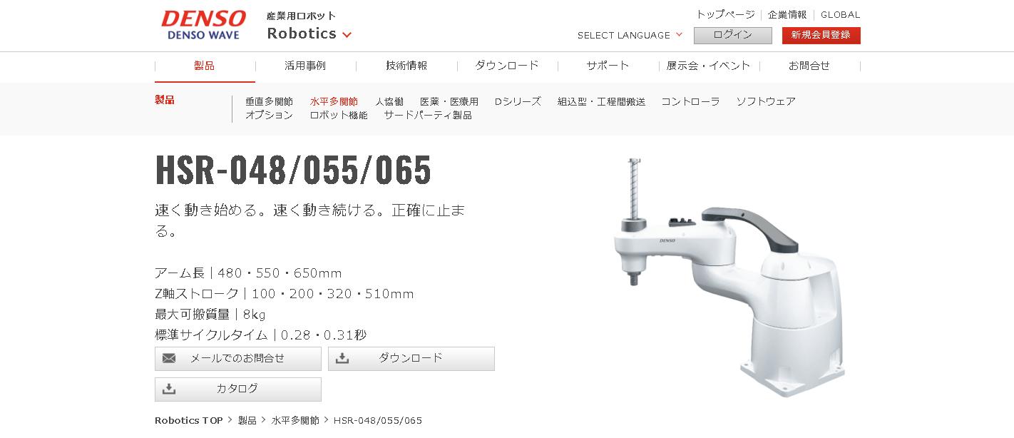 HSR-048/055/065