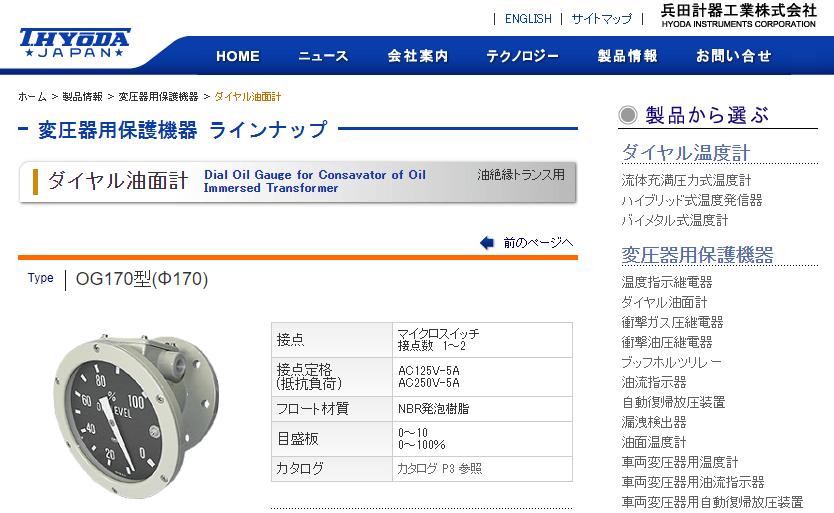 OG170型(Φ170)