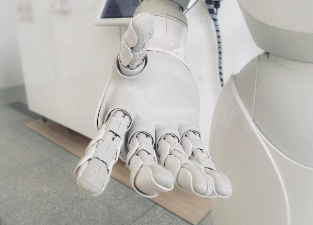 触覚センサーのロボットへの応用例