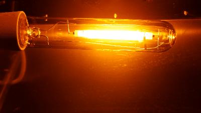 ナトリウムランプ